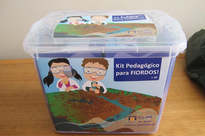 Kit Pedagógico