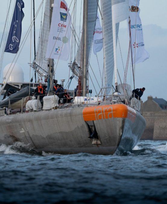 Velero internacional que investiga el rol del océano en el cambio climático
