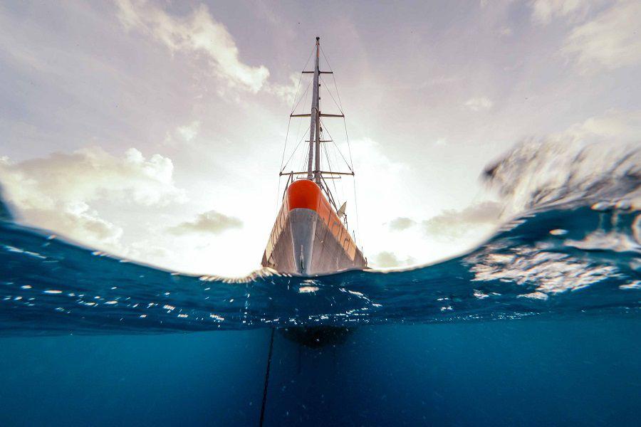 En busca del ADN del océano