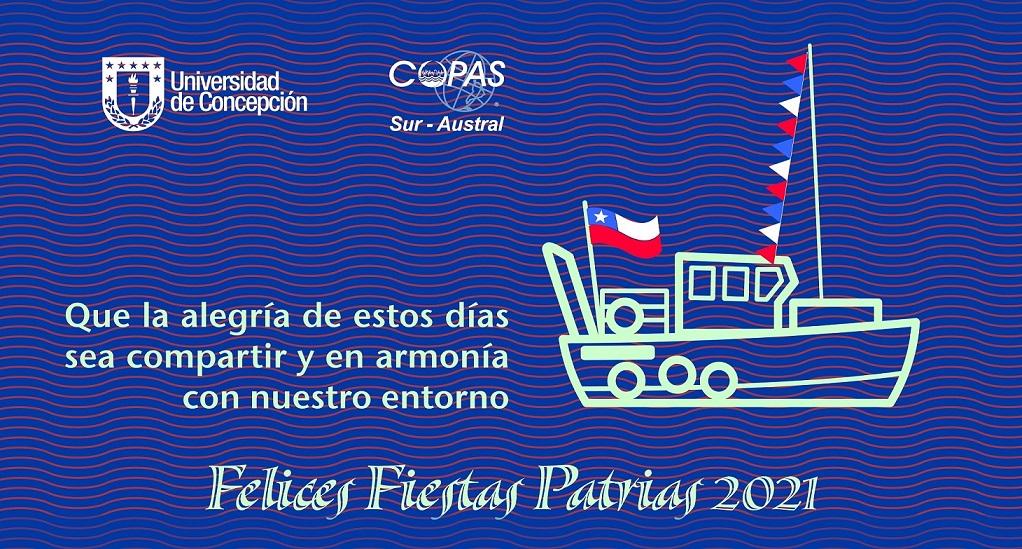 Felices Fiestas Patrias 2021